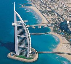 hotel burj al-arab dubai