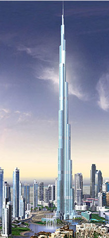 burj dubai tower