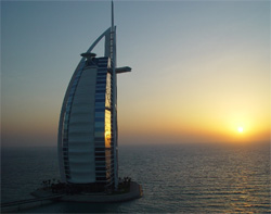 burj al-arab sunshine