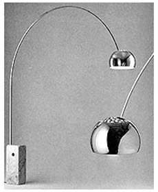 lampada arco Castiglioni