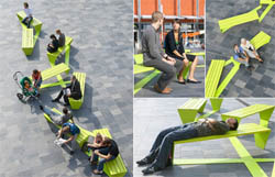 Arredo urbano architettura e design part 3 for Produzione arredo urbano