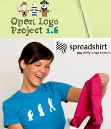 Concorso Spreadshirt, crea il nuovo logo dell'azienda