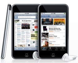 Nuovo iPod Touch Apple