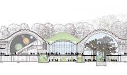 Renzo Piano, il nuovo progetto destinato all'accademia delle scienze della California