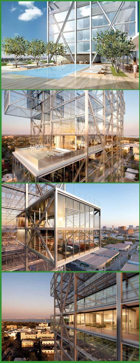 Architettura cantemporanea design modulare oppenheim for Architettura e design interni
