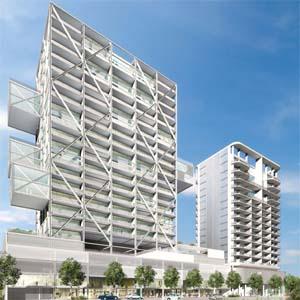 Architettura contemporanea e modulare: Cube, il progetto del gruppo Oppenheim