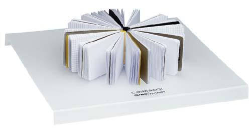BlockNotes Aldo Petillo. Design Italiano per greenwitch