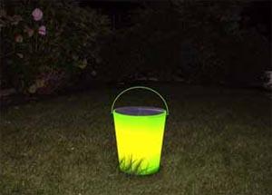 Energy Bucket: secchio ad energia solare di Stefano Merlo