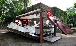 L'installazione artistica del designer-architetto Adam Kalking per la Biennale di Venezia