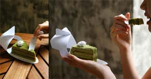 Cake Sharer: Food design Jung-Suk Choi