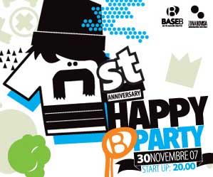 HappyB, BaseB, un anno di eventi a Zona Bovisa