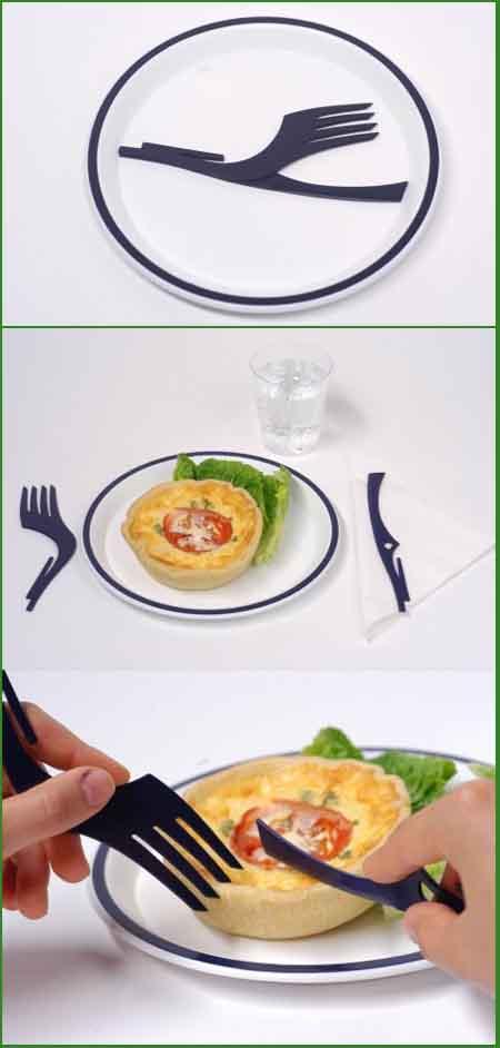 Lufthansa food-design