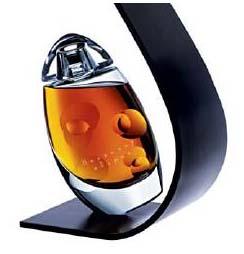 Beverage packaging design: cognac Hennesy