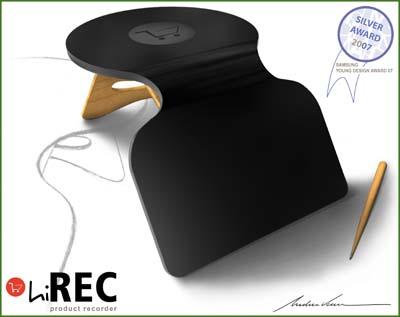 Sistemi RFID per la bilancia Hi-REC di Andrea Vecera