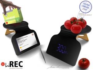 Hi-REC di Andrea Vecera. Bilancia RFID
