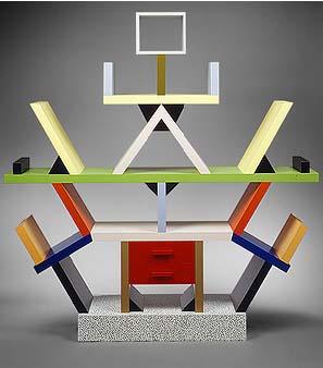 Libreria Ettore Sottsass