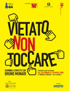 Vietato Non Toccare, Triennale Milano