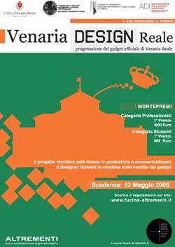 Concorso Venaria Design Reale