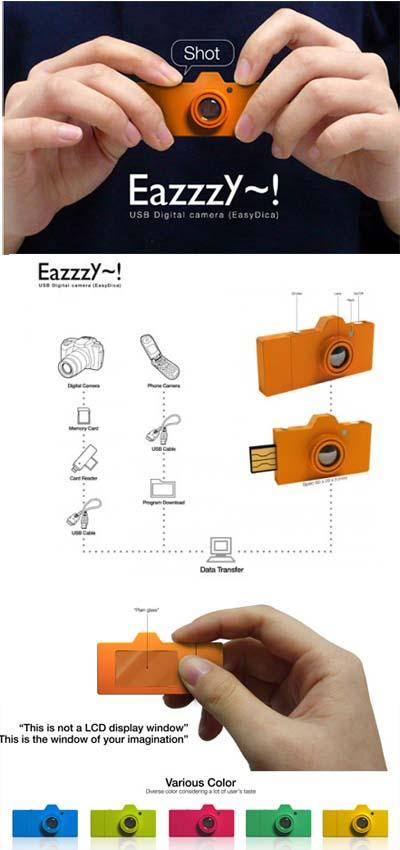 Eazzzy Digital Camera