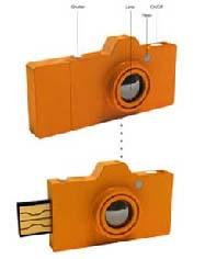 Eazzzy, fotocamera digitale USB