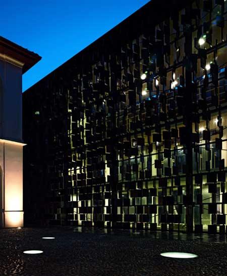 Biblioteca notte
