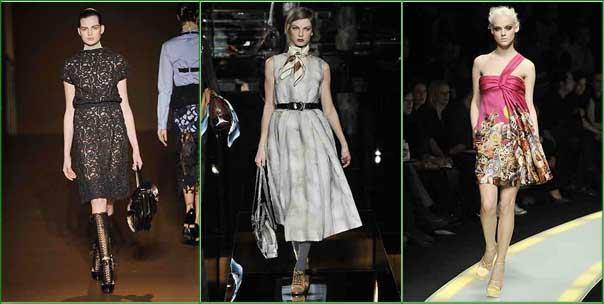 Moda Milano: Prada, D&G e Versace