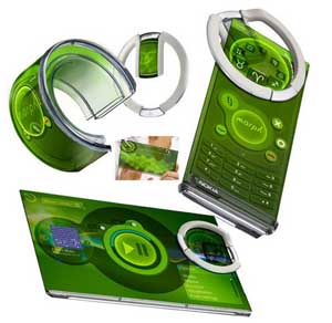 Nokia Morph. Design & Innovazione Tecnologica