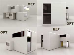 Oft, Transformable House