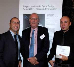 Concorso Dyson, Nicola Esposito e Mauro di Martino