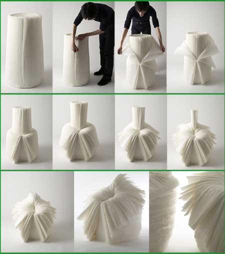 Cabbage Chair, Nendo Design