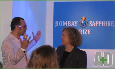 Bombay Sapphire Prize