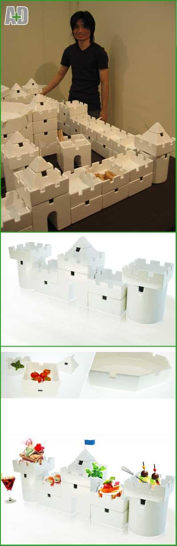 Masaru Ishikawa: Masaru Castle - Salone Satellite