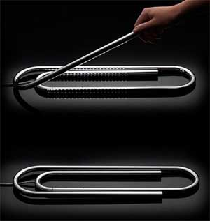 Paperclip Lamp - Light Design
