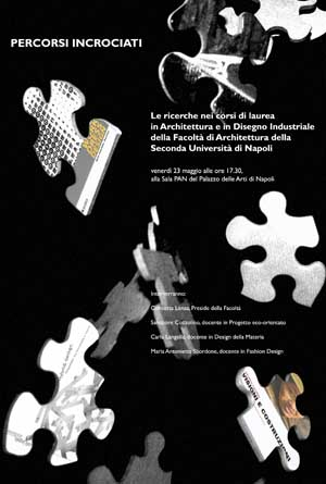 Percorsi Incrociati: convegno Design e Architettura