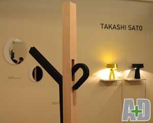 Salone Mobile 08: Takashi Sato
