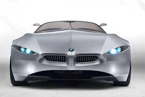BMW GINA, l\'auto in tessuto