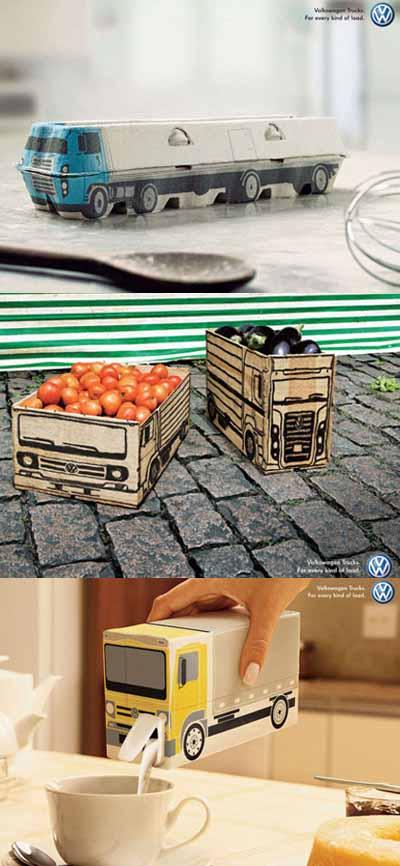 Volkswagen veicoli commerciali adv
