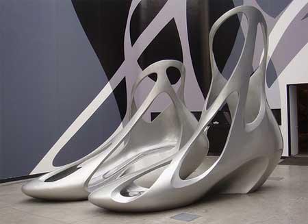 Zaha Hadid Shoes
