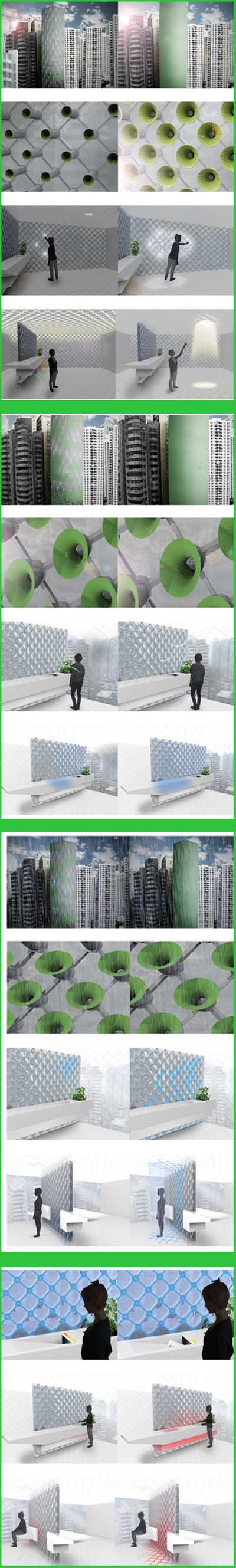 architettura sostenibile bioispirata Philips