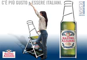 Nastro Azzurro Award Design