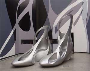 Zaha Hadid scarpe