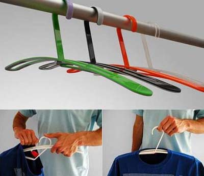 Flexible Hanger