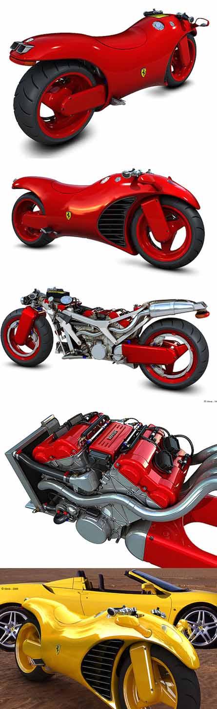 V4 Ferrari