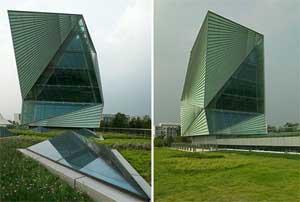 Cina - Bio Architettura sostenibile - Centro per le Tecnologie e le ...
