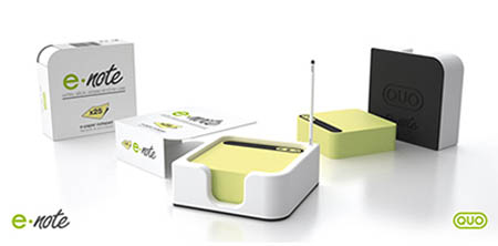 E-Note Packaging