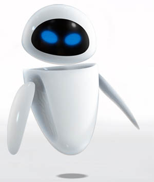Eve, Wall-e