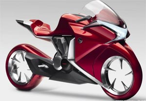 Honda V4, nuovo modello moto Honda