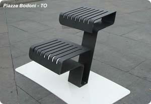 Adriano Design arredo urbano