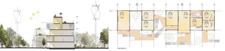 Casa 100K - Bioarchitettura Sostenibile - Mario Cucinella Architetti