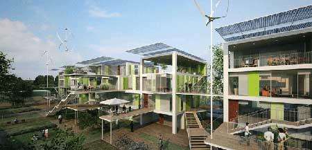 Casa 100K bioarchitettura